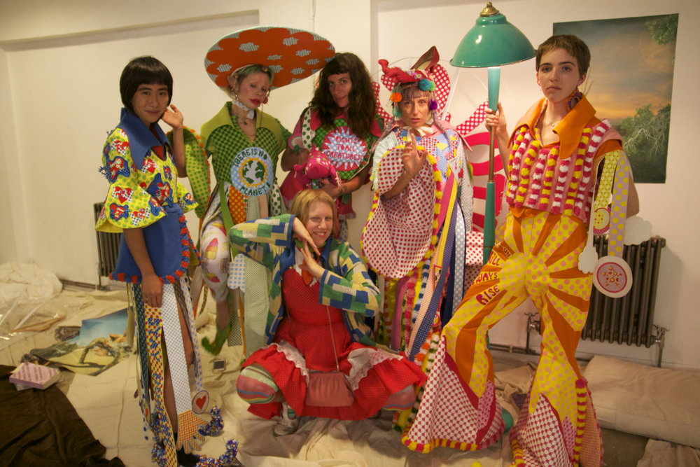 Alisa Ruzavina - Eco fashion designerhttp://alisa-ruzavina.com/