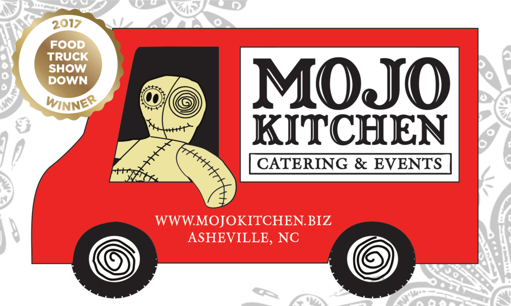 Lil' Mojo Food Truck Sticker