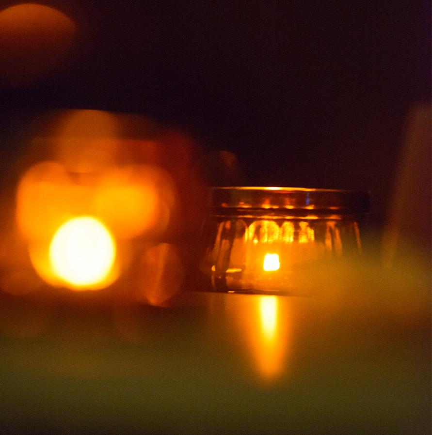 Noche Sensorial - Polen Providencia