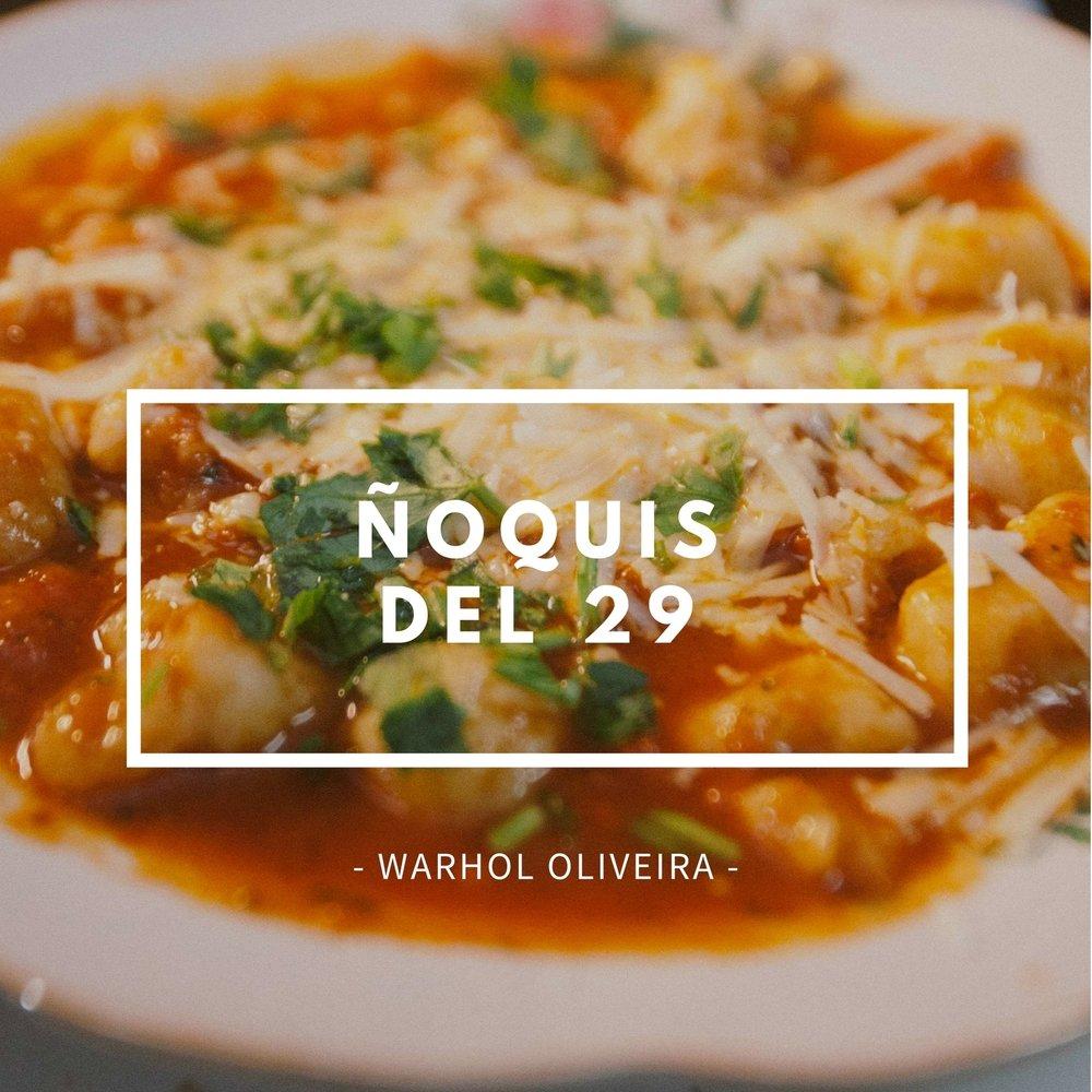 Ñoquis del 29 - Santiago