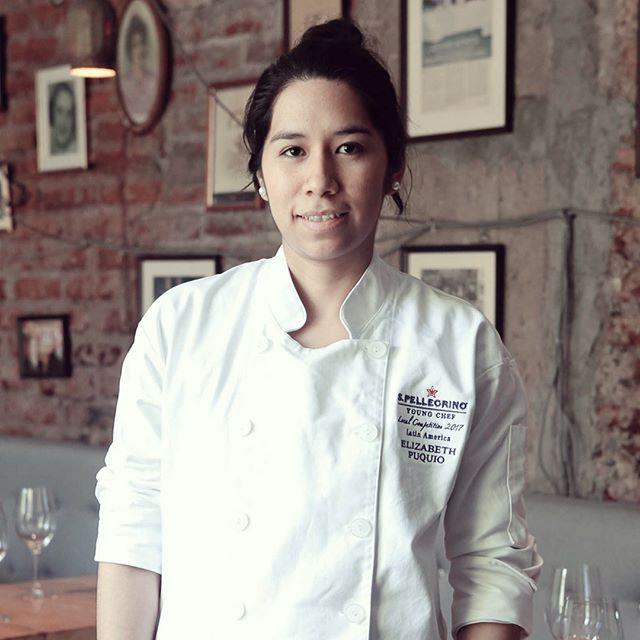 Con mucho orgullo felicitamos a Elizabeth Puquio Landeo @elizabethlandeo que fue reconocida con el People's Choice Award en la final del S. Pellegrino Young Chef 2018@sanpellegrino_official. A sus 28 años fue seleccionada como una de las 10 finalistas del certamen en representación de Sudamérica con el plato Pescado de la Costa.  Un orgullo para toda la cocina Latinoamericana y un gran talento que tenemos la suerte de contar en Chile.  Felicidades Elizabeth! 👏🏼👏🏼 #spyoungchef2018 #youngchefsanpellegrino2018 #lagranfinale