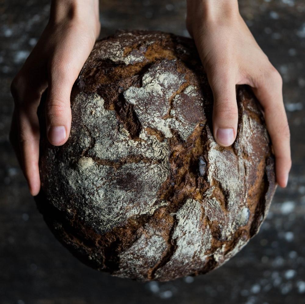 Taller de panadería artesanal - Santiago