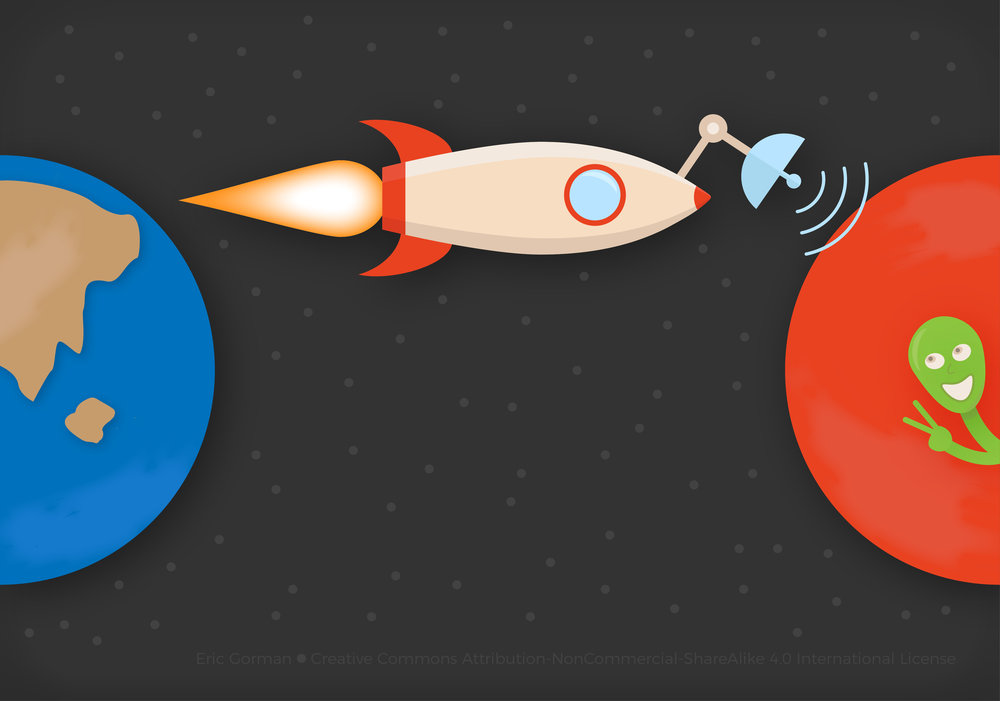 Design Sprints are like sending a probe to Mars before colonizing it. It just makes more sense.