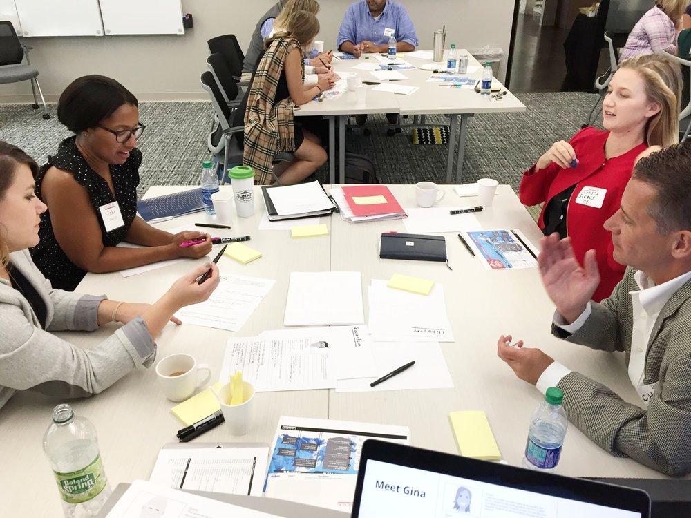 Building Strategy at the Hurt Hub for Innovation + Entrepreneurship -
