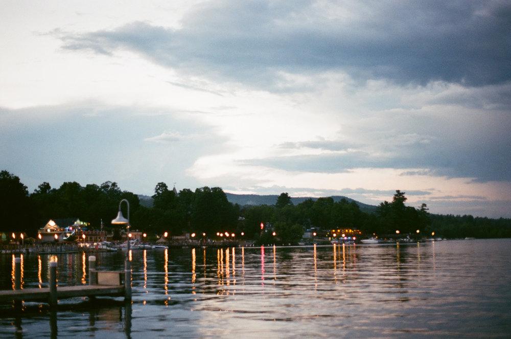 Lake George, New York. 35mm / olympus om-2n