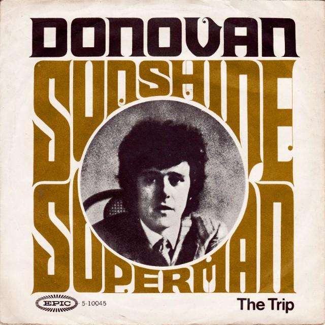 Donovan. Sunshine Superman.