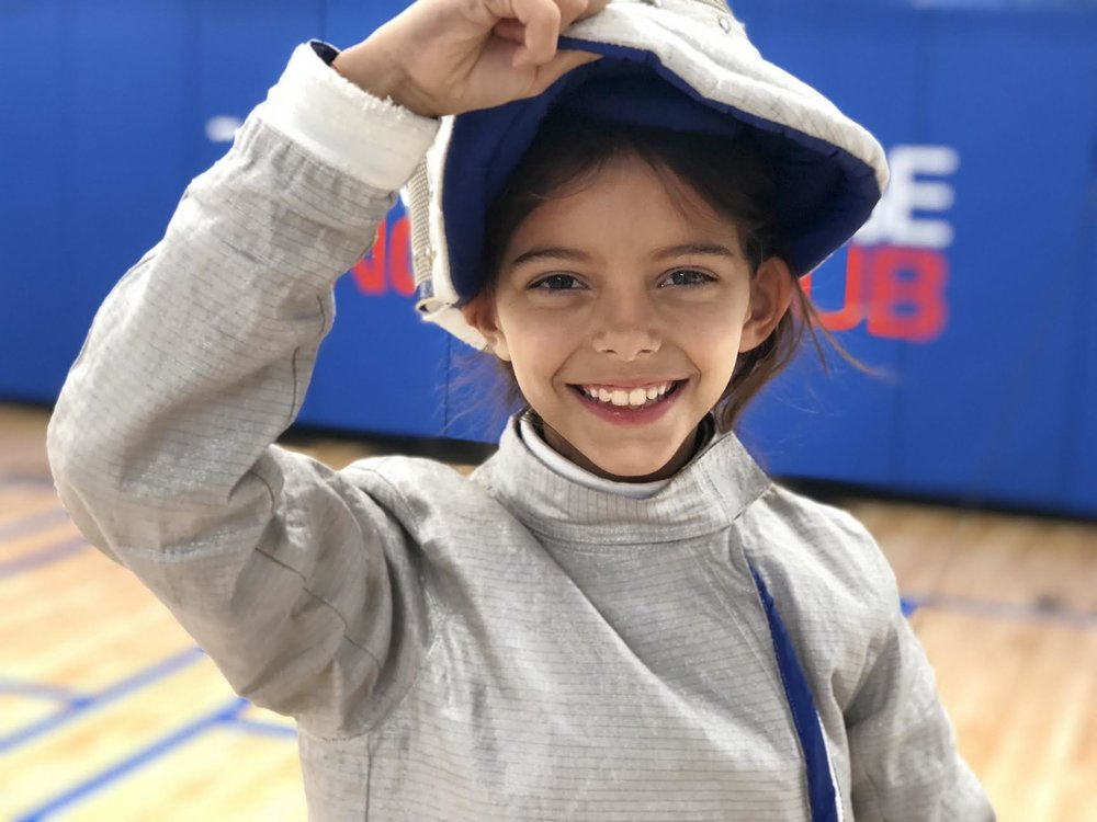 Why Did You Start Fencing?  - Take our survey and see the results!