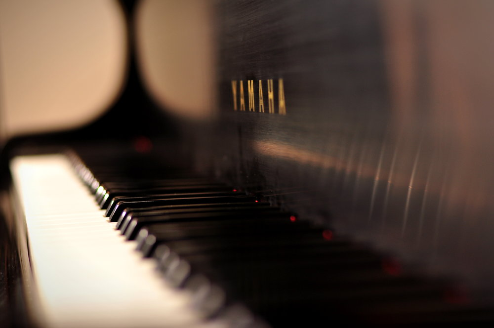 Yamaha C7 Conservatory - The hallmark of Studio D is the Yamaha C7 Conservatory Grand Piano - the standard for pro recording studios. She was a dream come true.Photo by Josh Dornback