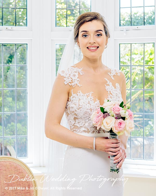Marlfield House Wedding  Bride Morning