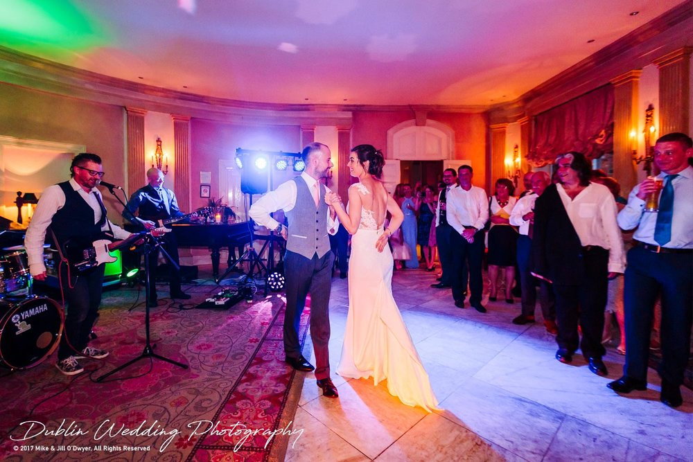 Marlfield House Wedding Dance