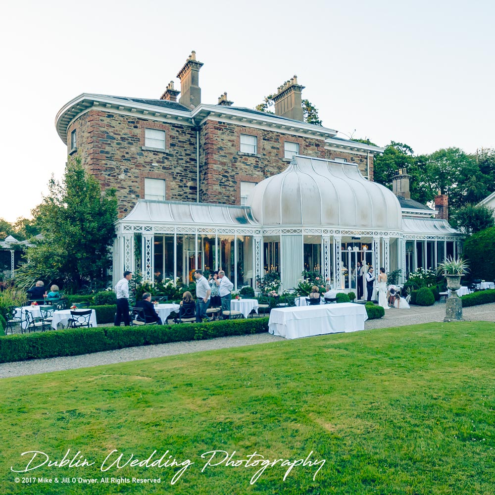 Marlfield House Wedding  Venue
