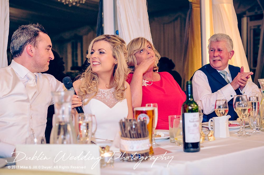 Clonabreany House Wedding Speeches Mother of The Bride