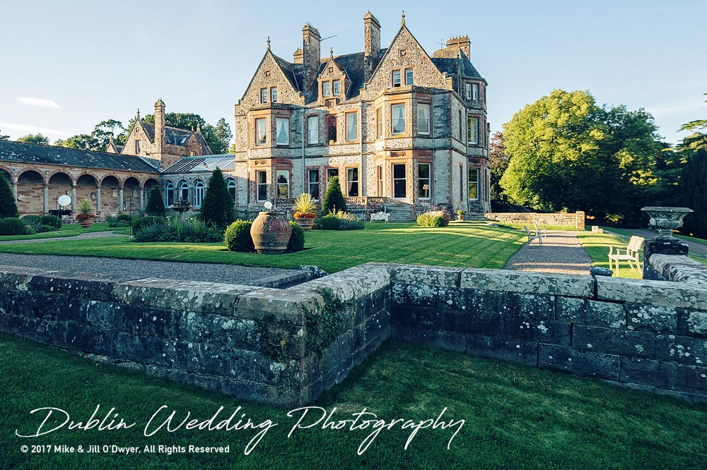 Dublin Wedding Photography Castle Leslie