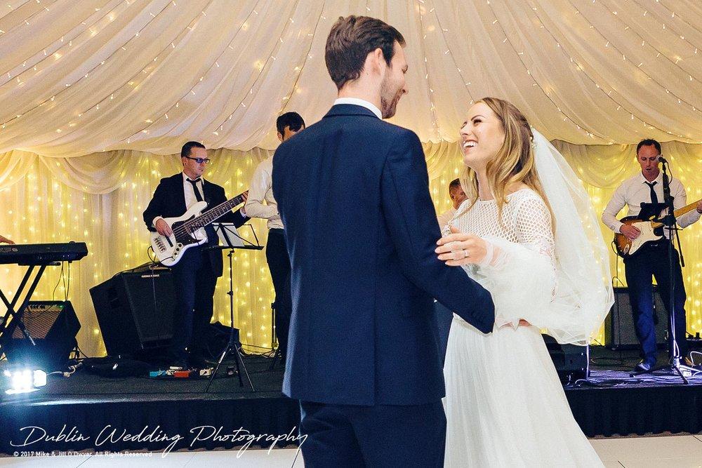 Dublin Wedding Photography Castle Leslie First dance