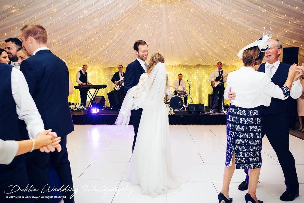 Dublin Wedding Photography Castle Leslie Dances