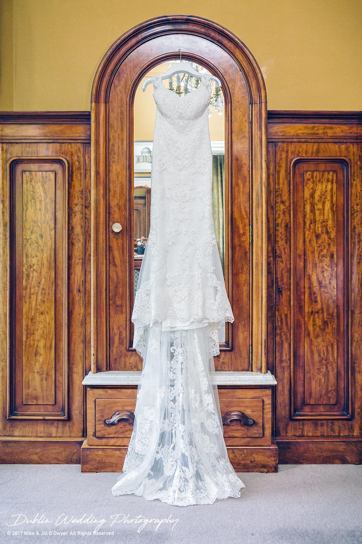 Ariel's Killashee Wedding Dress