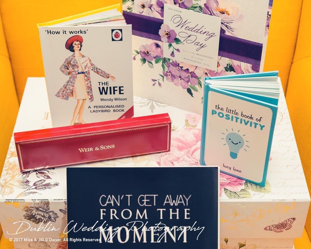 Moyvalley, Balyna House, Wedding Photographer, Kildare, Dublin, Groom's Gifts to Bride