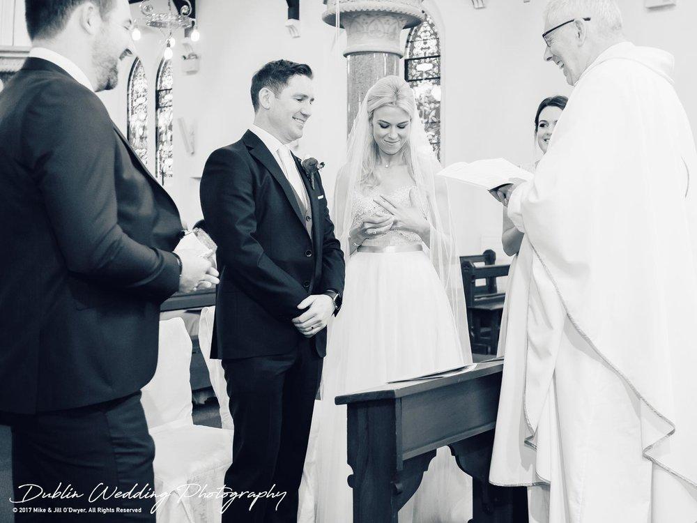 K Club, Kildare, Wedding Photographer, Dublin, Bride and Groom looking ever so happy