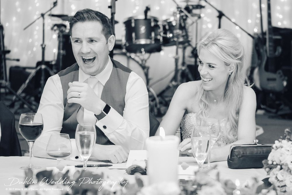 K Club, Kildare, Wedding Photographer, Dublin, Groom and Bride enjoying the entertainment