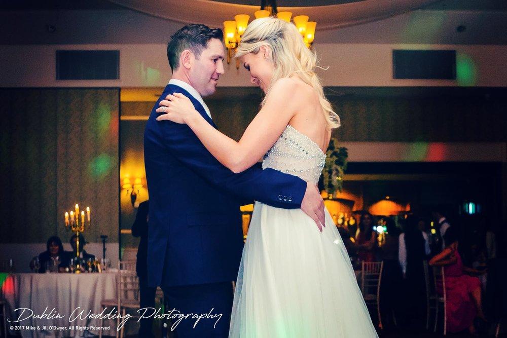K Club, Kildare, Wedding Photographer, Dublin, Bride and Groom first dances