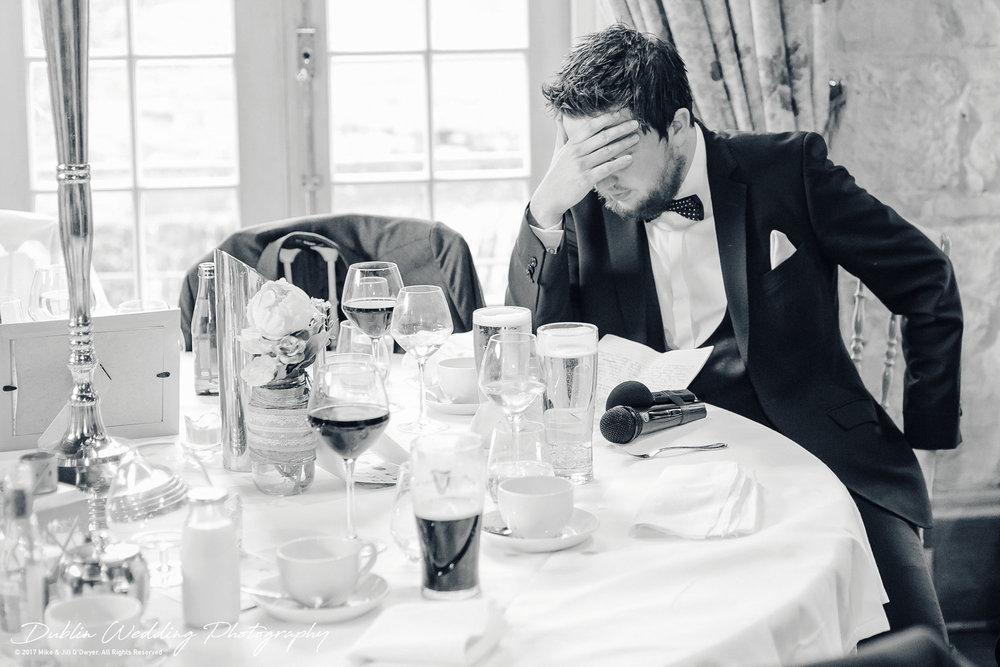 Documentary Wedding photography Dublin 012