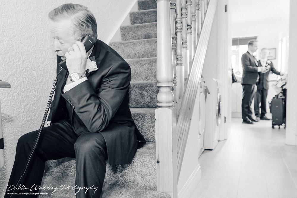 Documentary Wedding photography Dublin 030