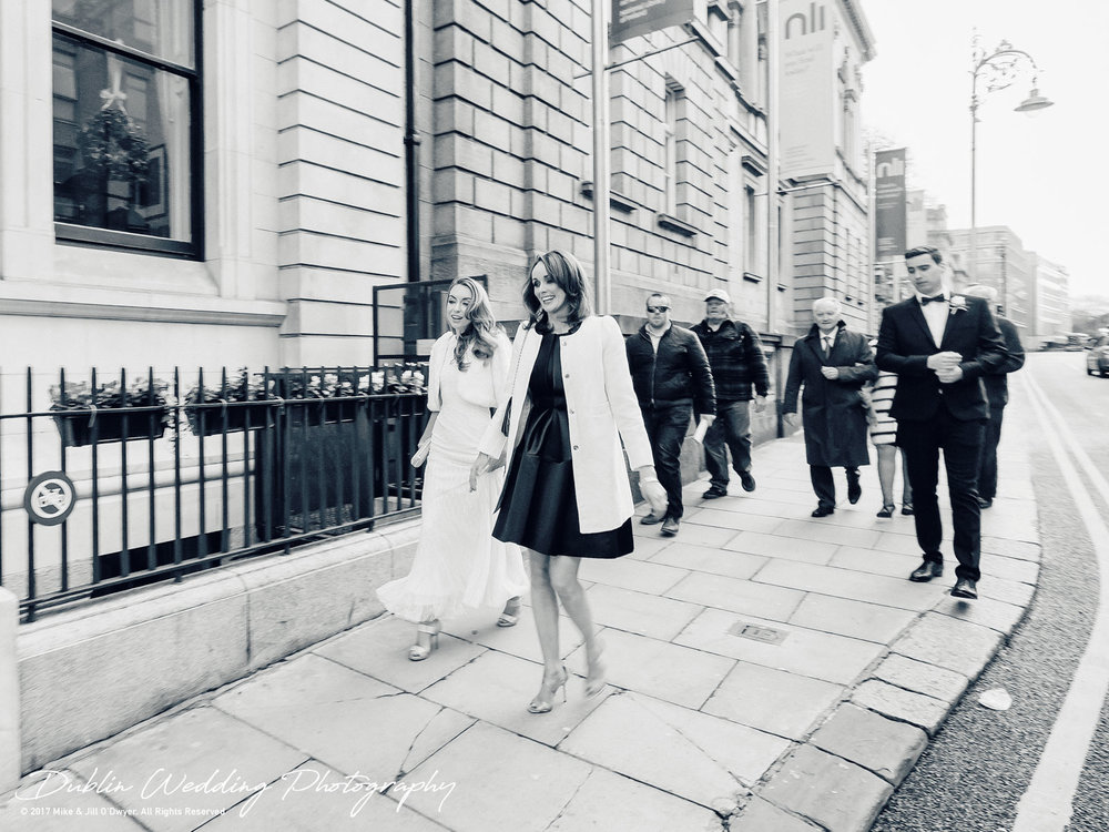 Dublin Wedding Photographer City Streets 001