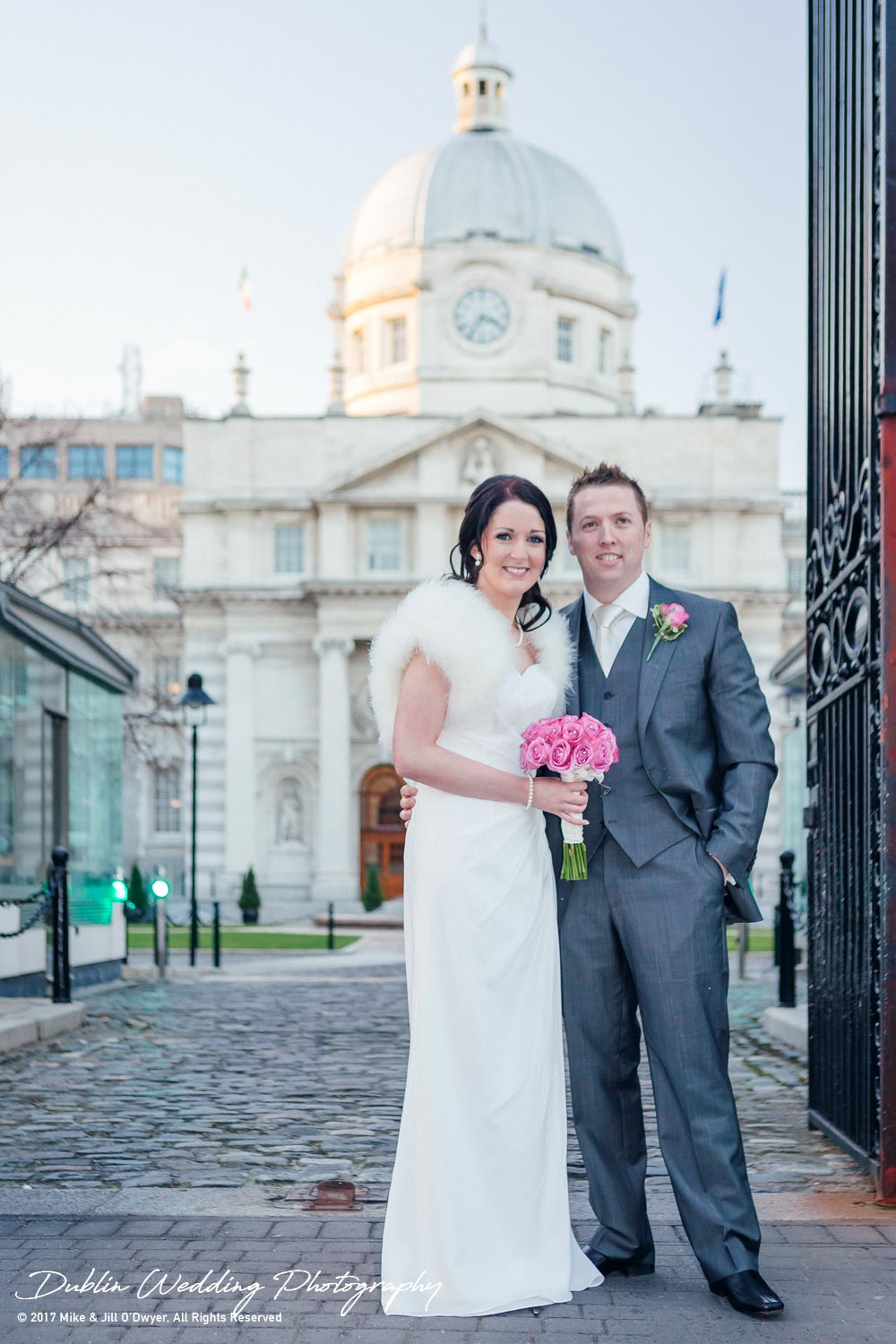 Dublin Wedding Photographer City Streets 016
