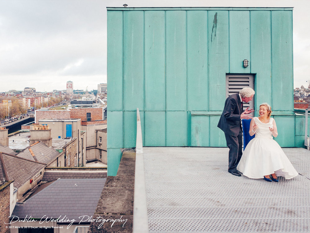 Dublin Wedding Photographer City Streets 021