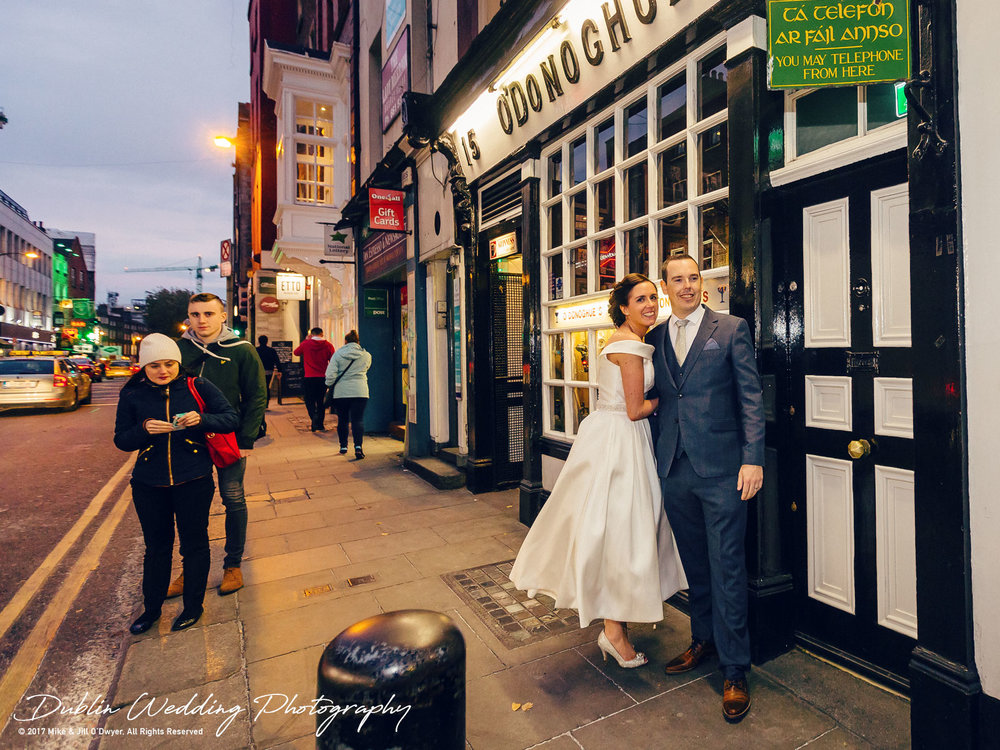 Dublin Wedding Photographer City Streets 040
