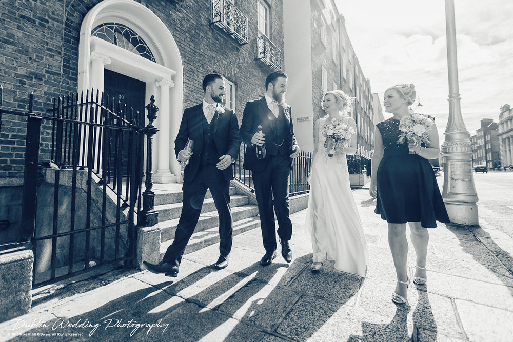 Dublin Wedding Photographer City Streets 045