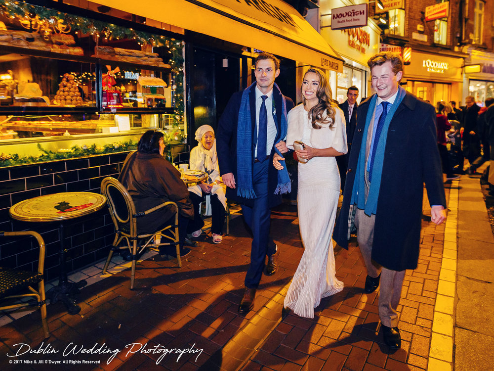 Dublin Wedding Photographer City Streets 059