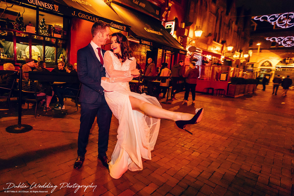 Dublin Wedding Photographer City Streets 075