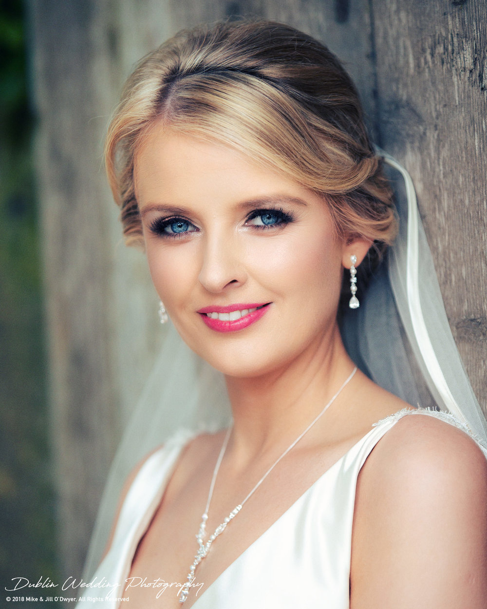 Wedding Bride Straight Enhanced Processing