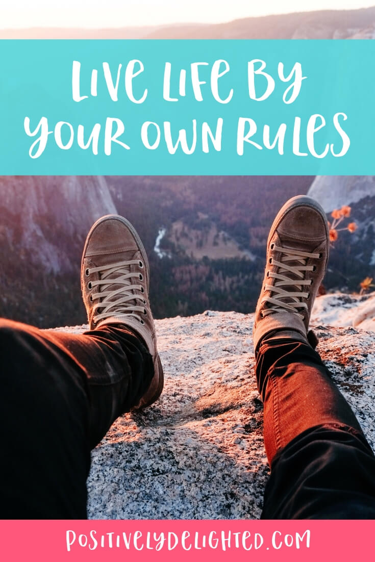 What rules do you live your life by?  Are they your rules or someone else's?  Today's guest is Camille Attell from More Than A Wheelin'. Camille left a 20 year career as a corporate trainer to go in search of a life that filled her soul and sparked her creative passions. In this episode, she will share with us the emotions that came with this transition and the lessons she has learned along the way of living life by her own rules.