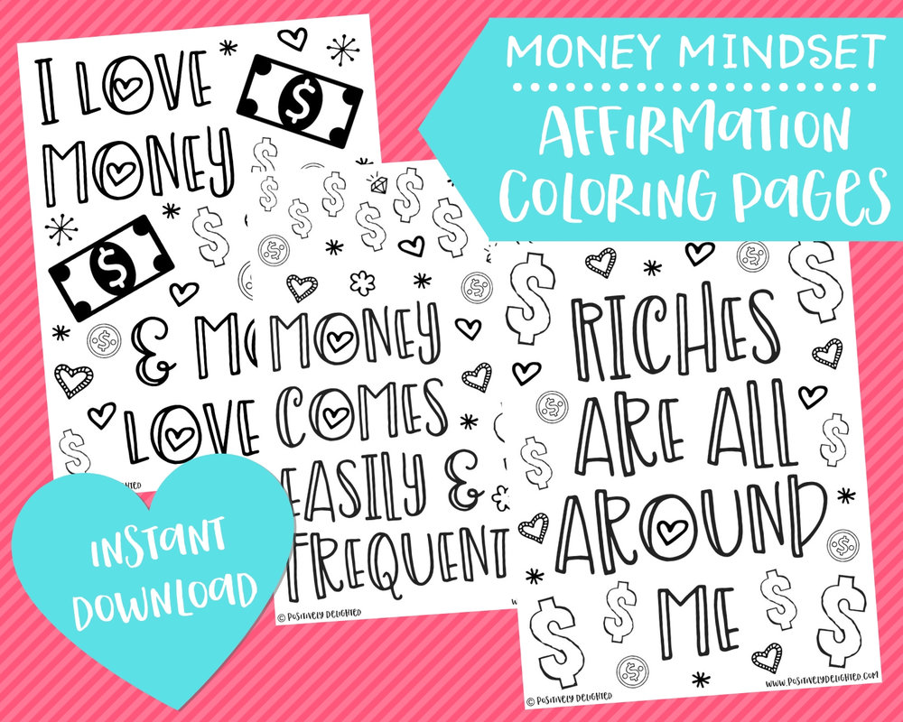 Money Mindset Coloring Pages Product Images 1.jpg