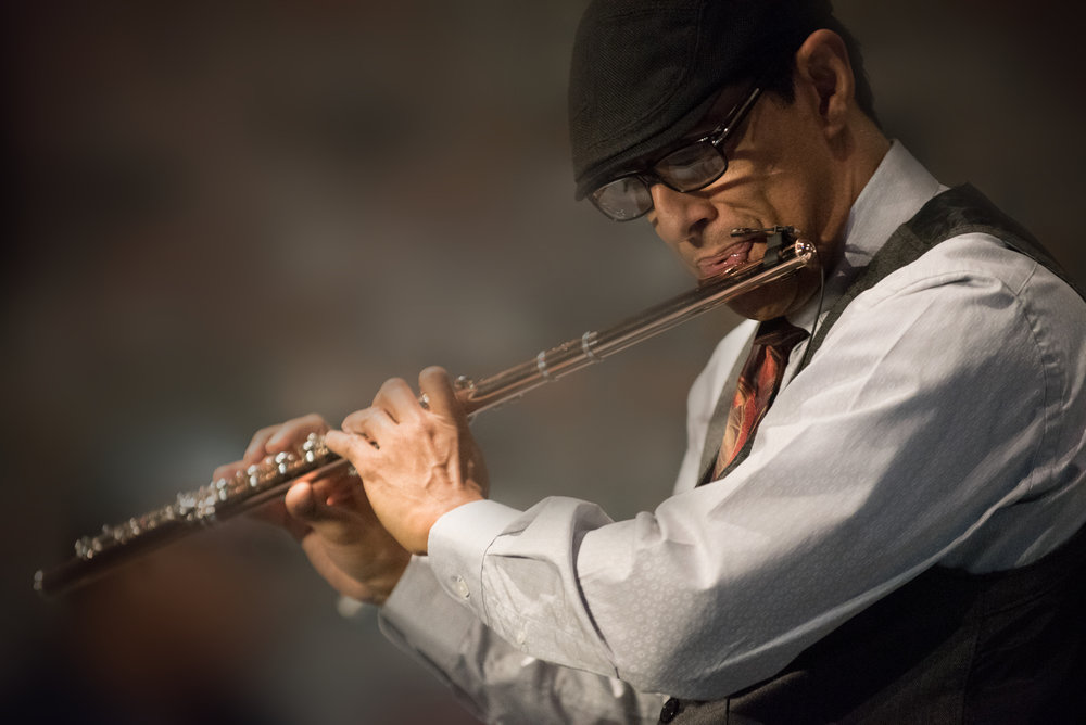 Flute Master Nestor Torres
