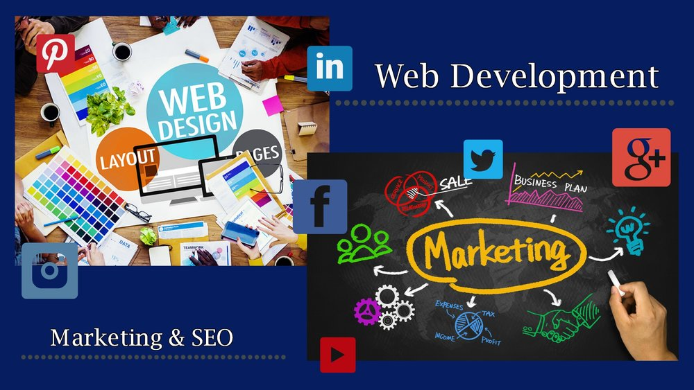 Design & Marketing Banner