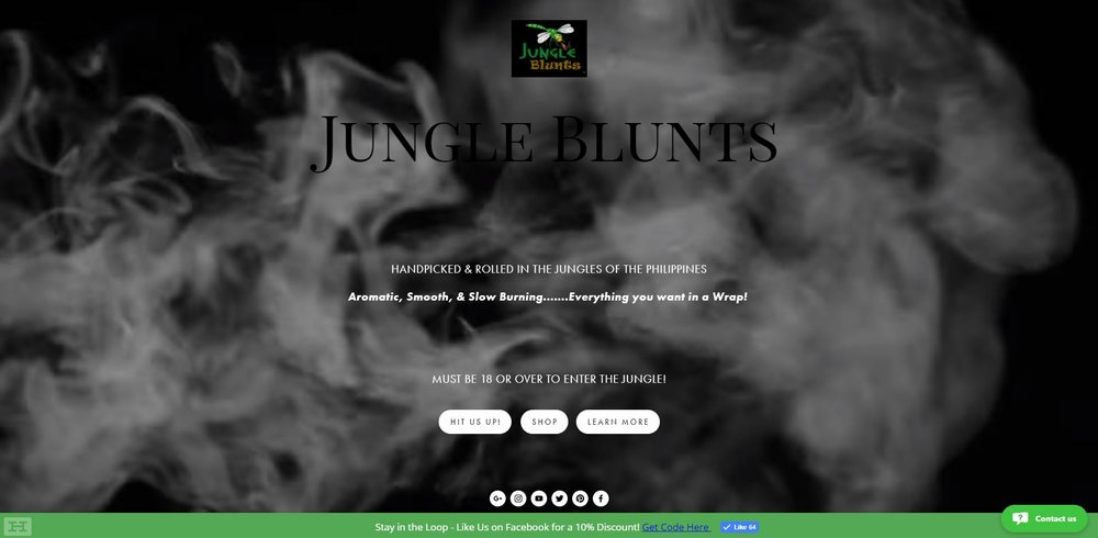 Jungle Blunts