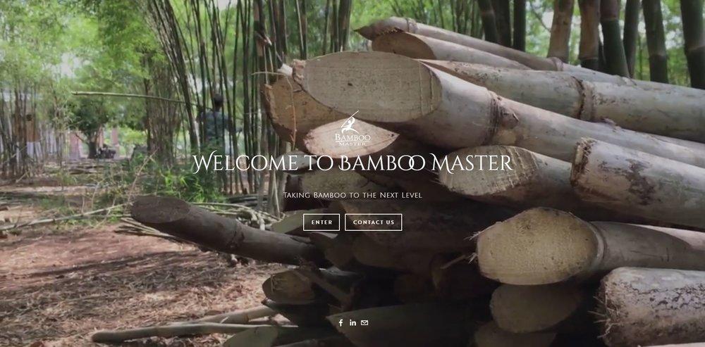 Bamboo Master