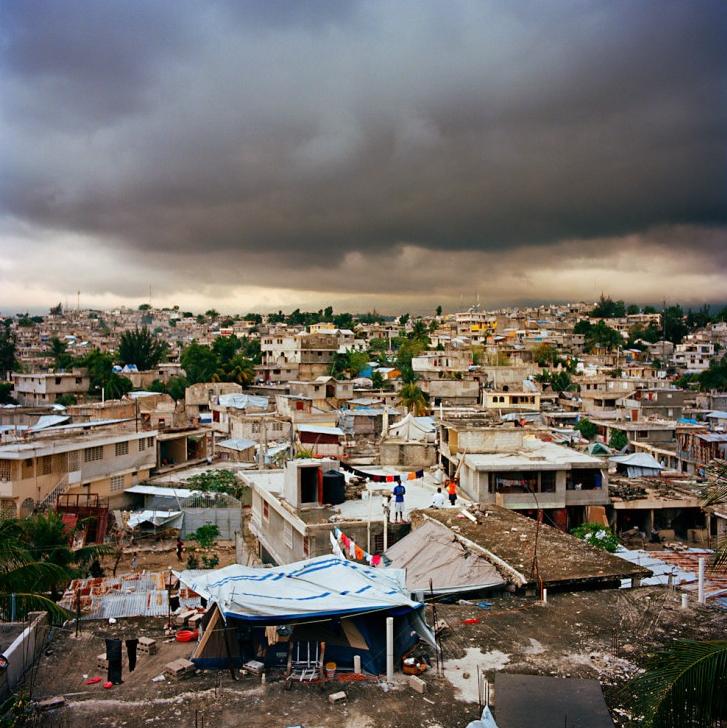 Earthquake Hati 2012