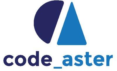 Code-Aster Logo