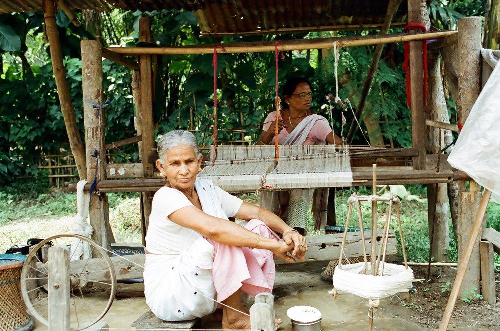 eri-silk-assam-india7