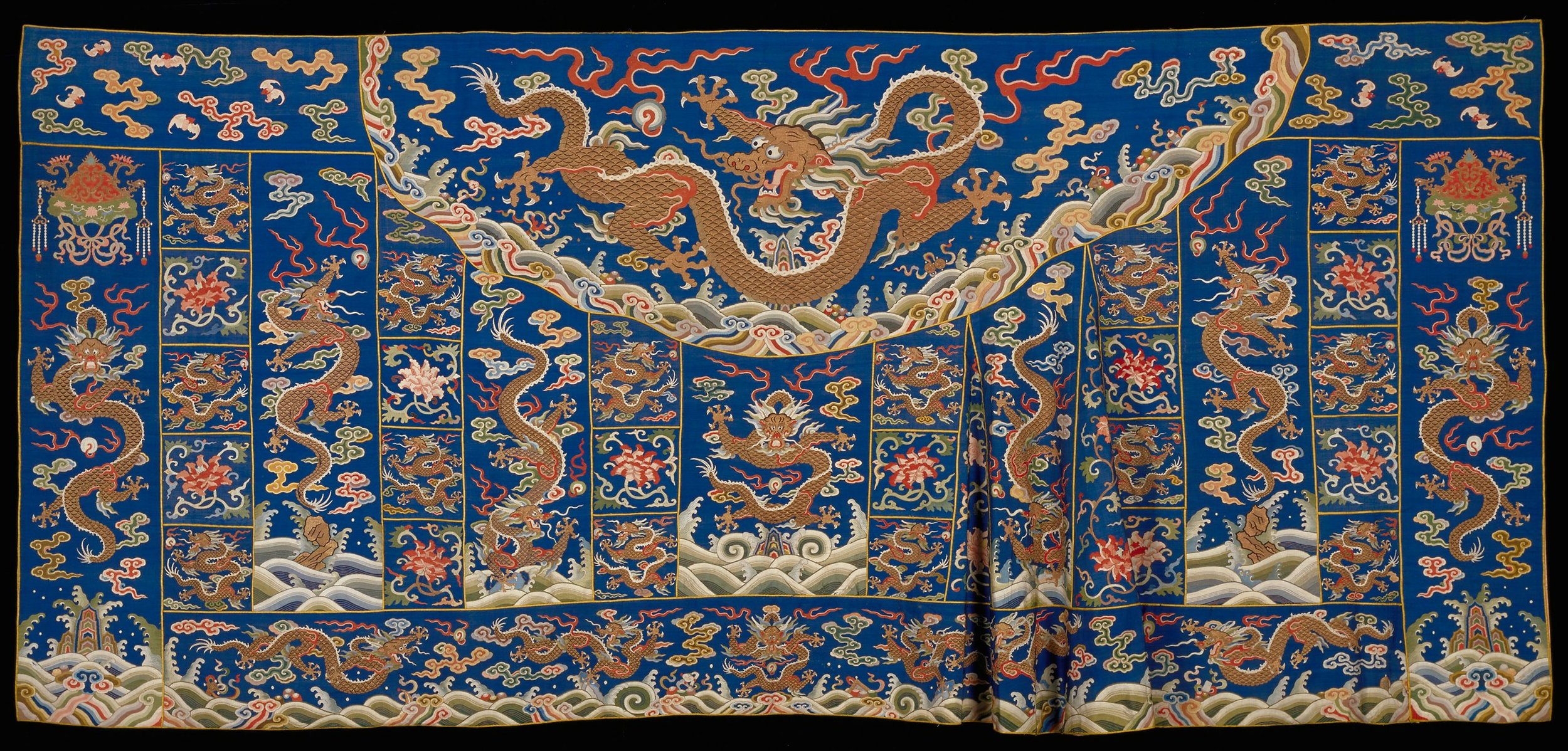 Jiasha Chinese Buddhist Robes The Textile Atlas