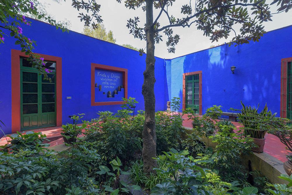 La Casa Azul by Bob Schalkwijk