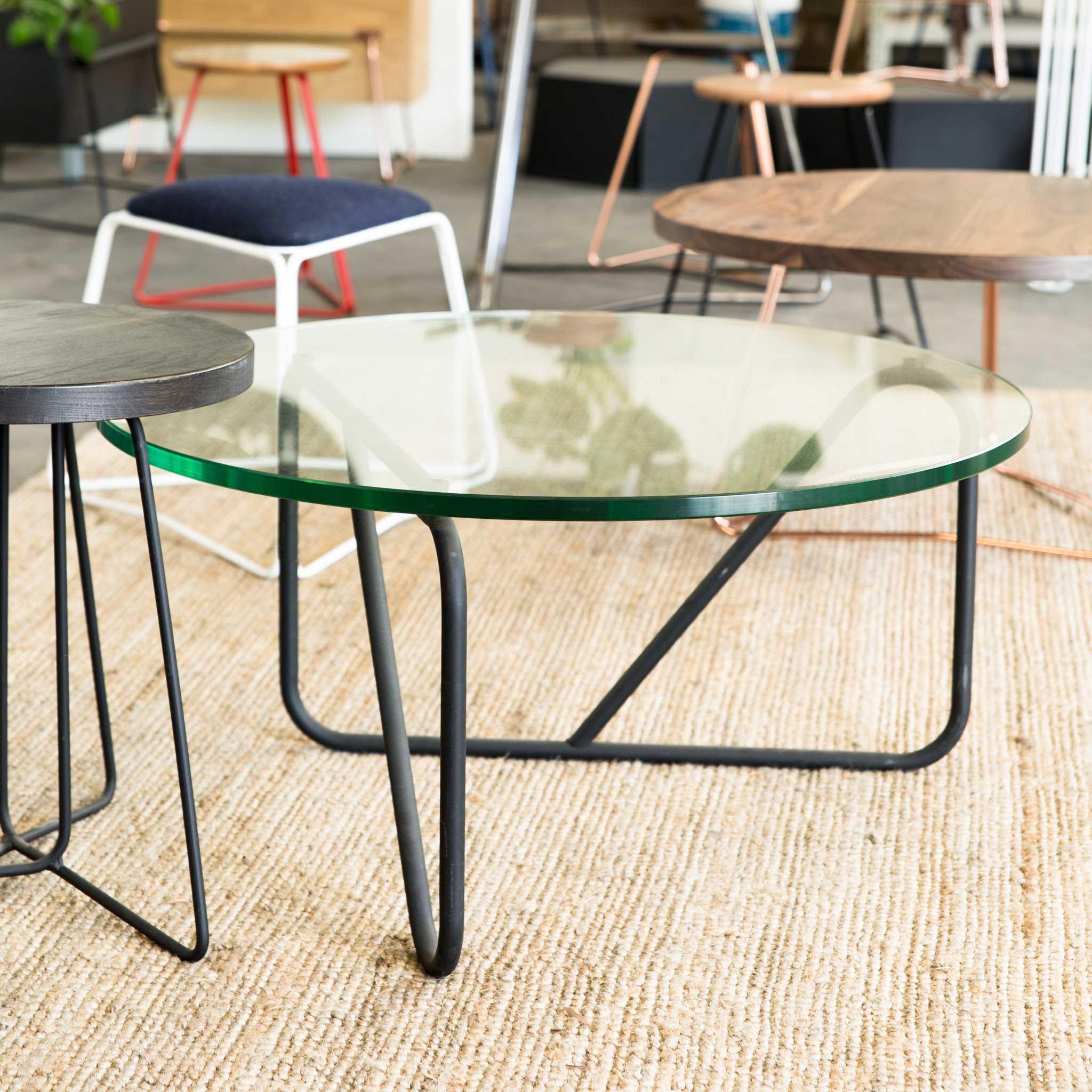 Tri650 soft top stool home