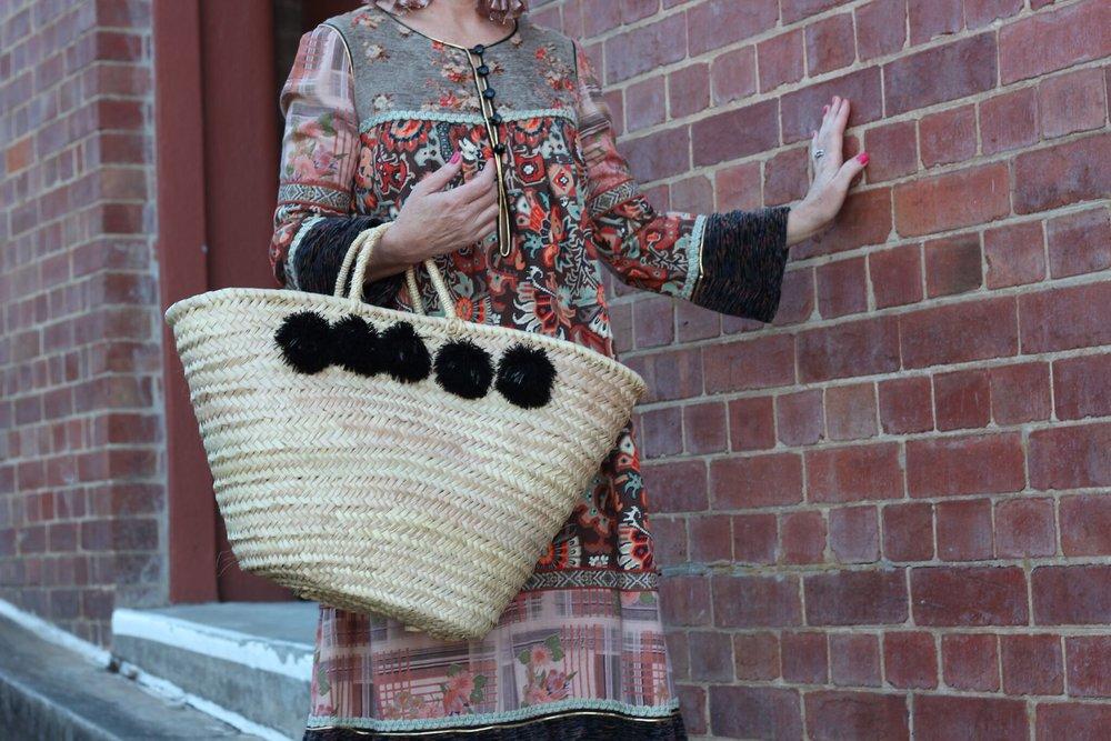 Sustainable Styling smock dress