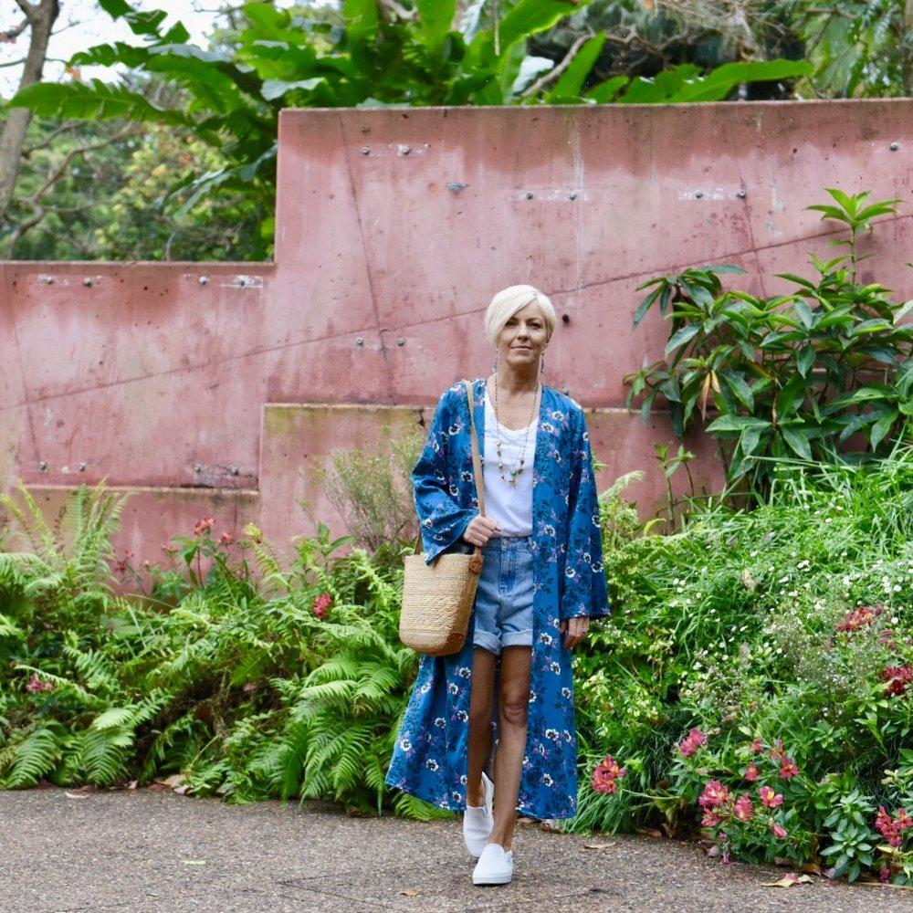 Street Dreams| 3 Ways to Rock a Kimono -