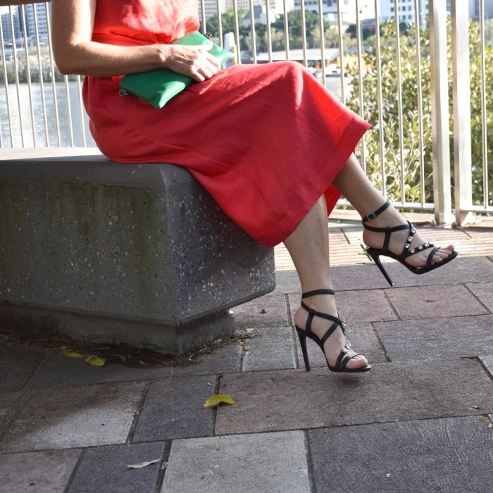 Copy of Copy of Sustainable Styling black heels