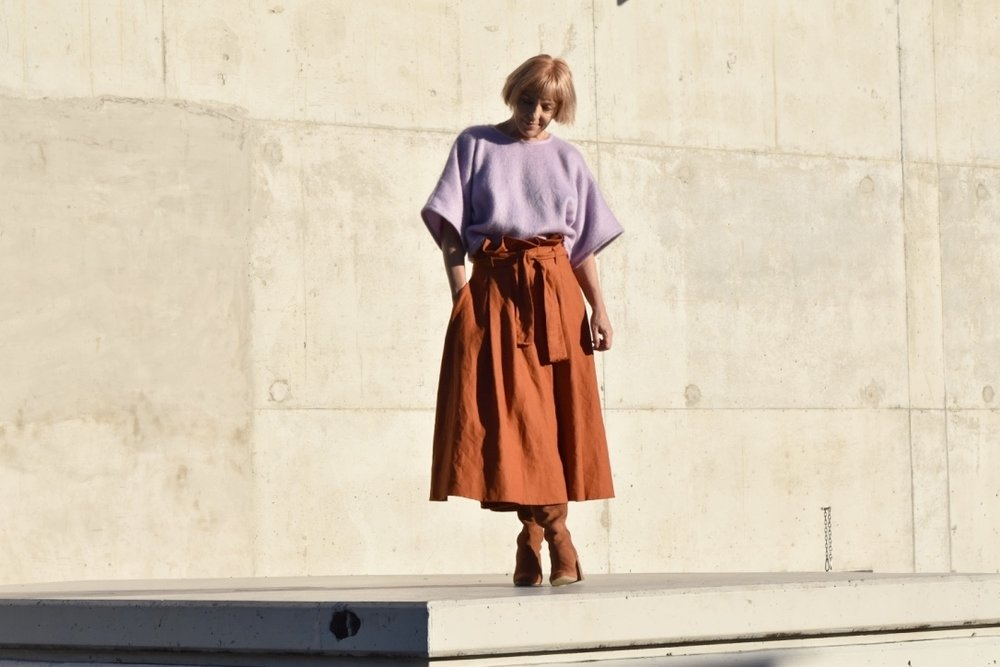 Sustainable Styling Colour combos Winter 2018
